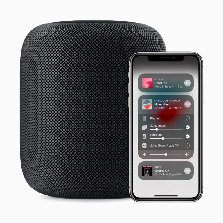 Apple is still selling off first batch HomePods