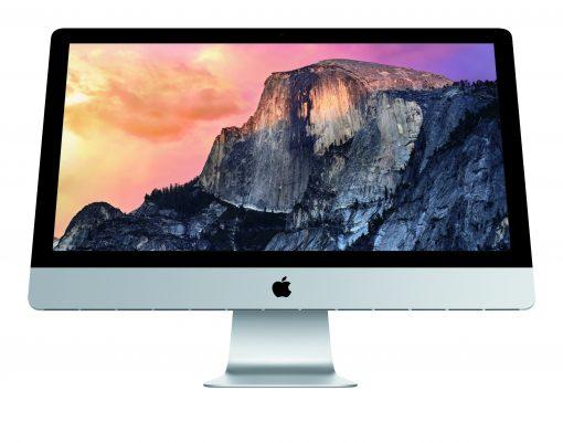 Mac27 Tilt Yosemite Homescreen PRINT