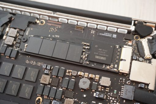 MacBook Pro Retina SSD