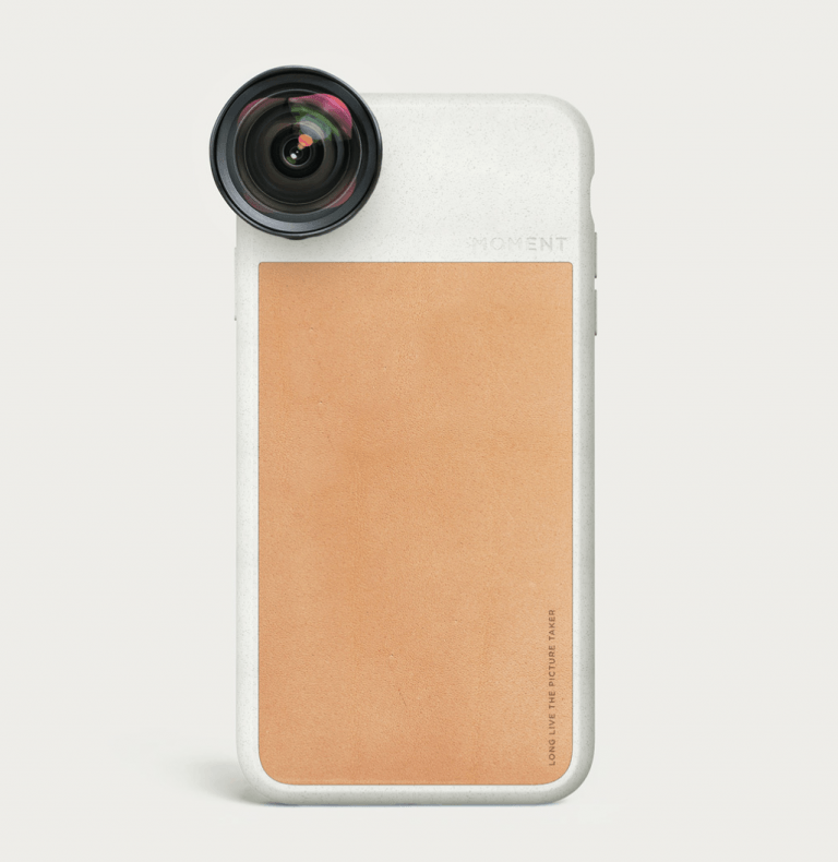 Photography: iPhone cases with lens holder for iPhone Xs and Xr