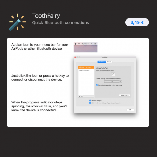 app store tooth fairy