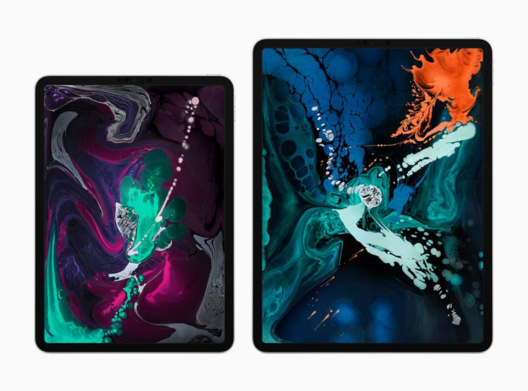 New iPad Pro without Home Button and extreme computing power