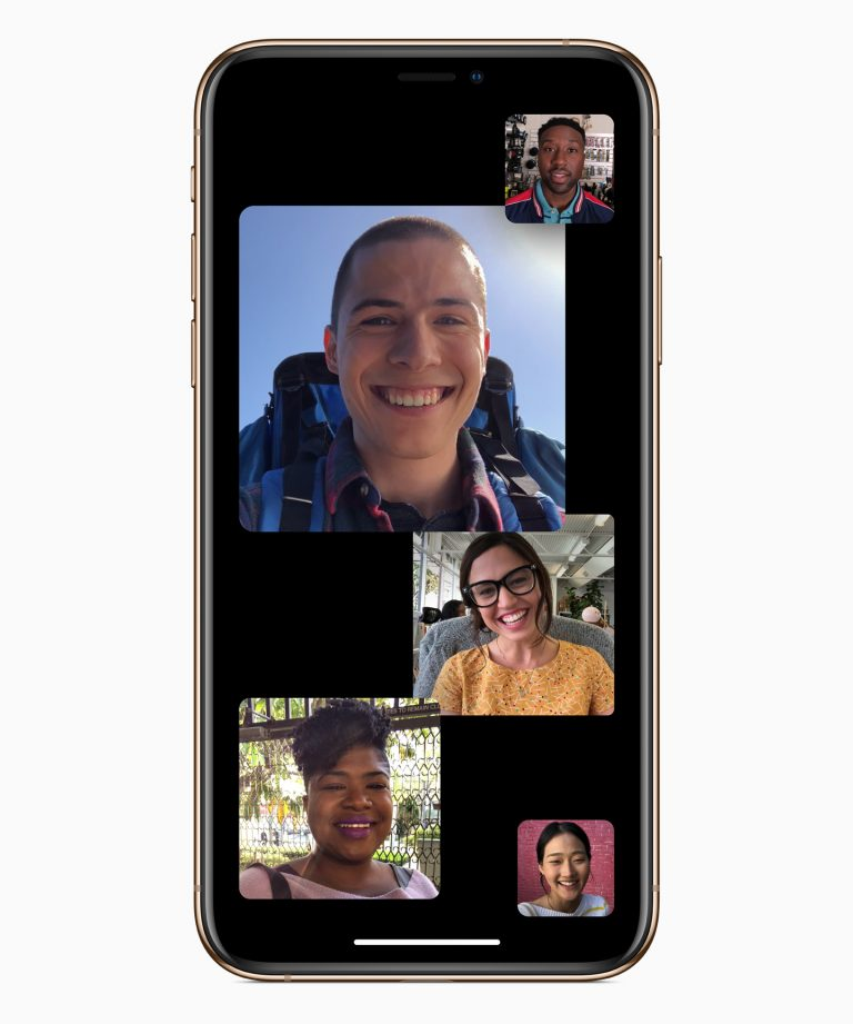 iOS 12.1 with eSIM support and group FaceTime released