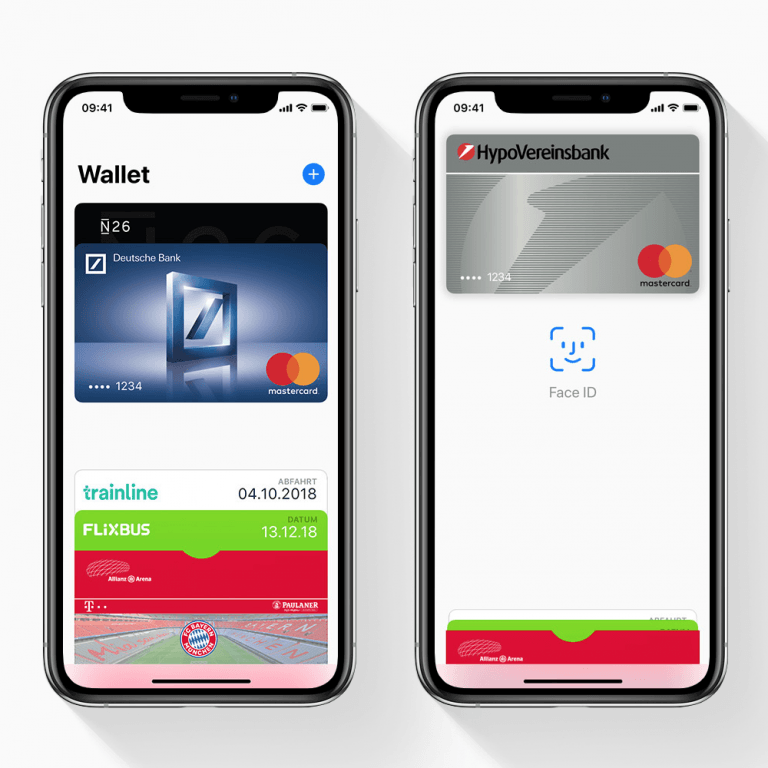 Apple Pay starts with some banks in Germany