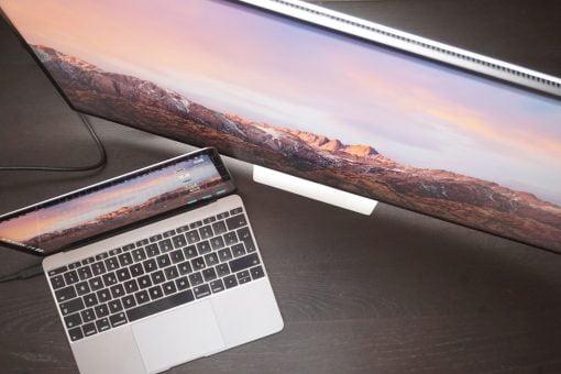 Dell S2719DC und macbook