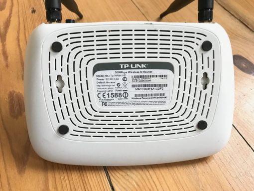 TP Link TL WR841ND boden