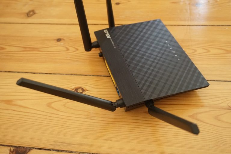 Review: Asus RT-ACRH13 WLAN Router tested: the ideal standard