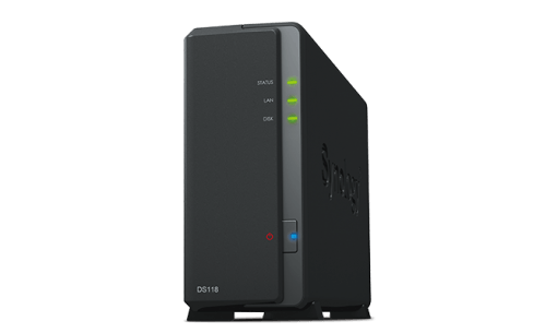synology diskstation ds118