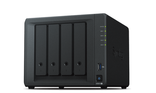 synology diskstation ds918