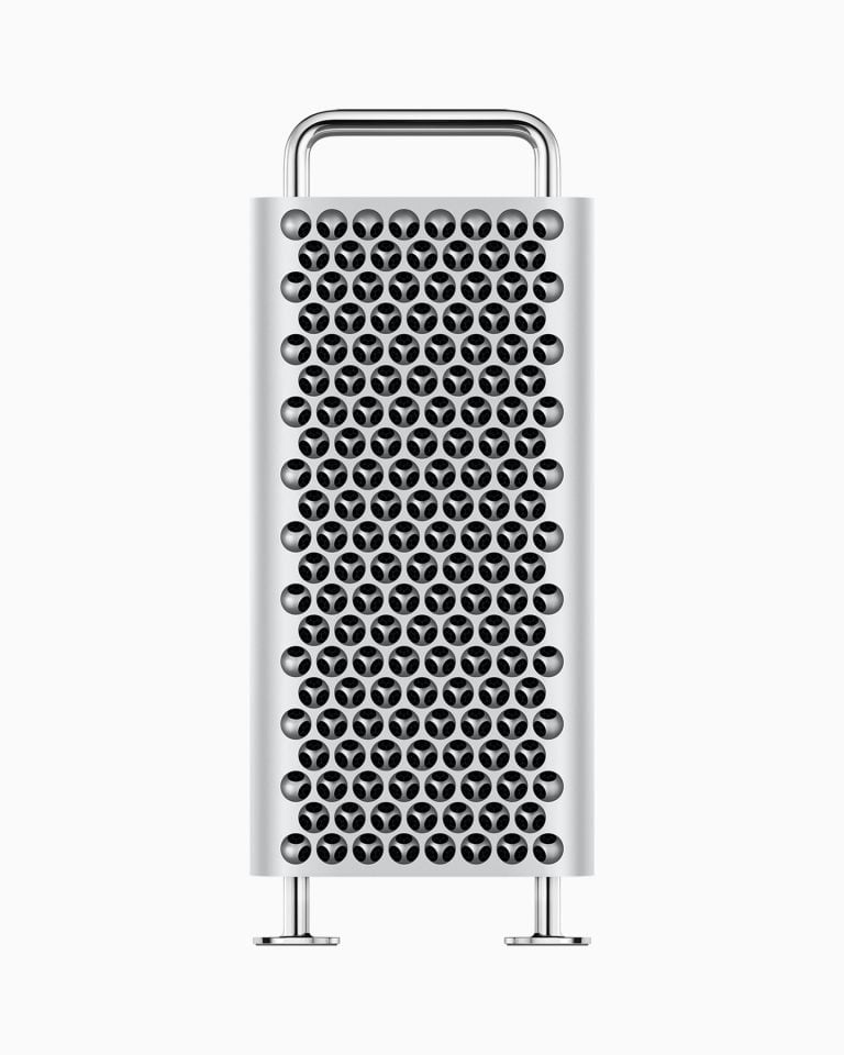 Mac Pro configurable with 8 TB SSD