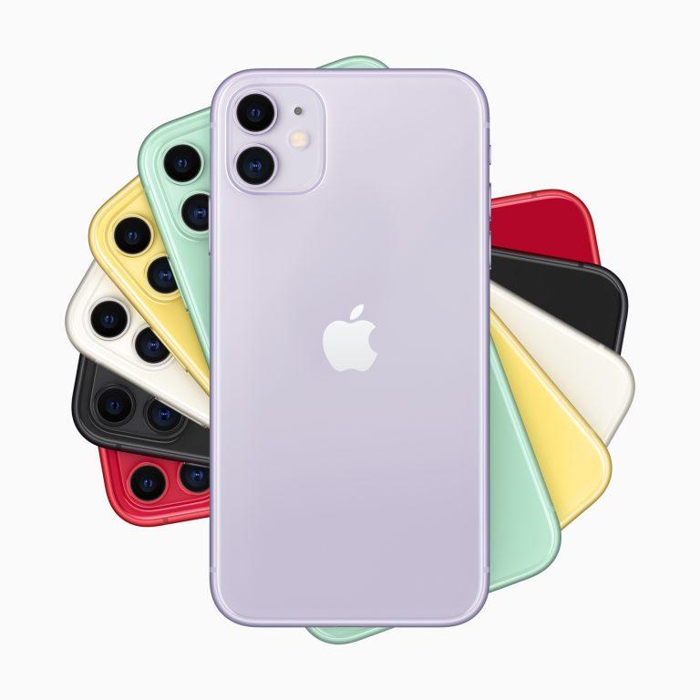 iPhone 11 touch screen no longer responds: Repair program