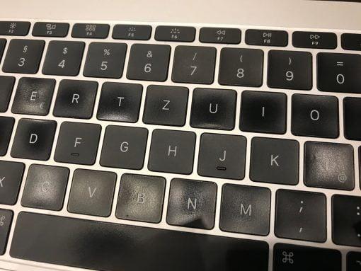new keys macbook