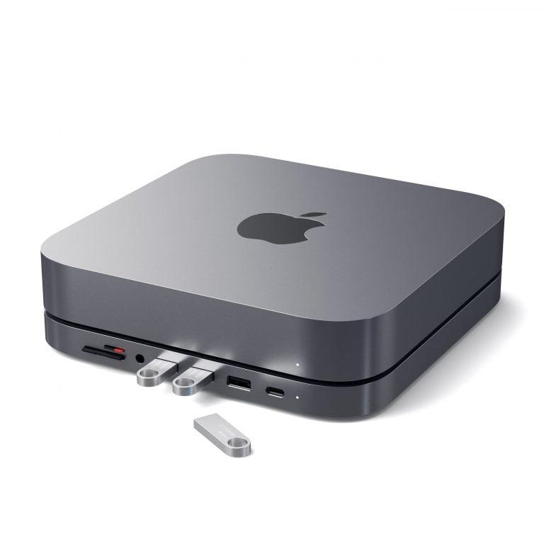 USB-C Hub for Mac mini from Satechi