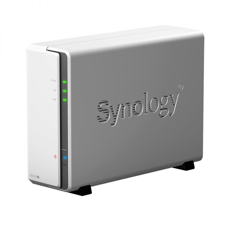 Synology DS120j with twice as much RAM as DS119j