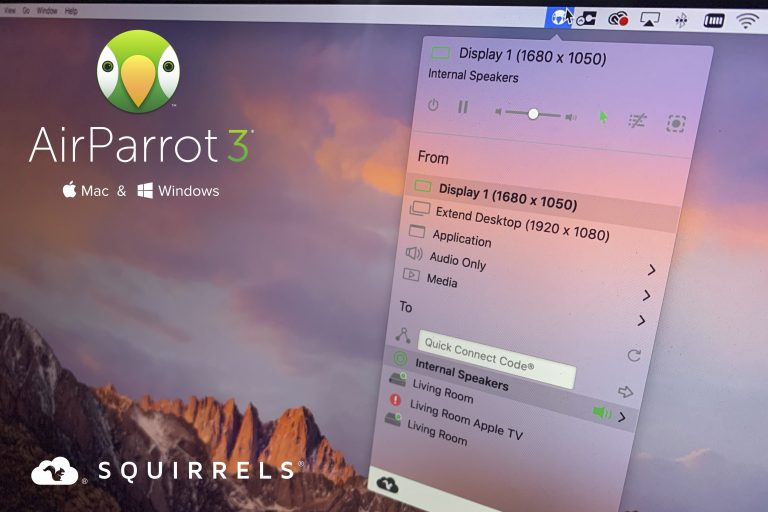 AirParrot 3 – AirPlay Alternative in New Version Released