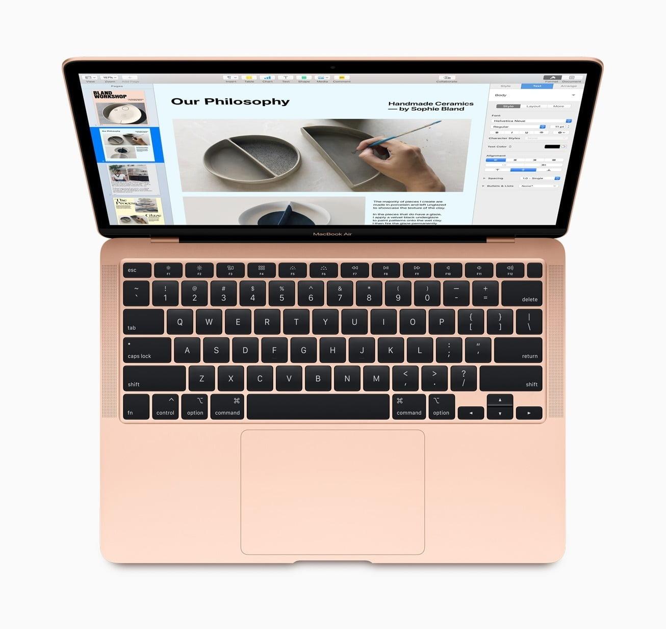 Macbook Air 2020 Magic Keyboard