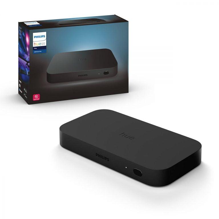 Hue Play HDMI Box now offers Siri, HDR10+, Dolby Vision, IR-Port