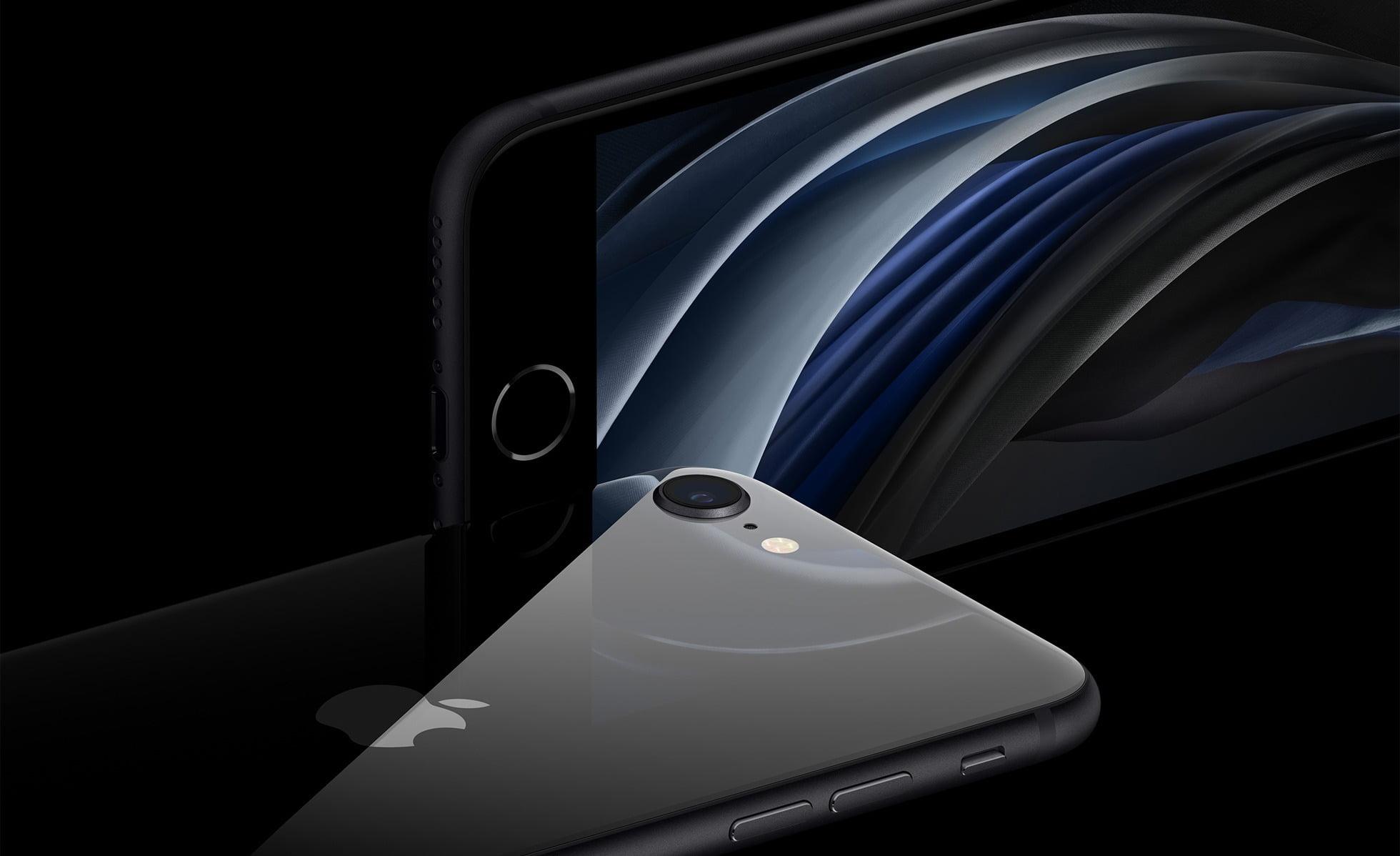 iPhone SE black