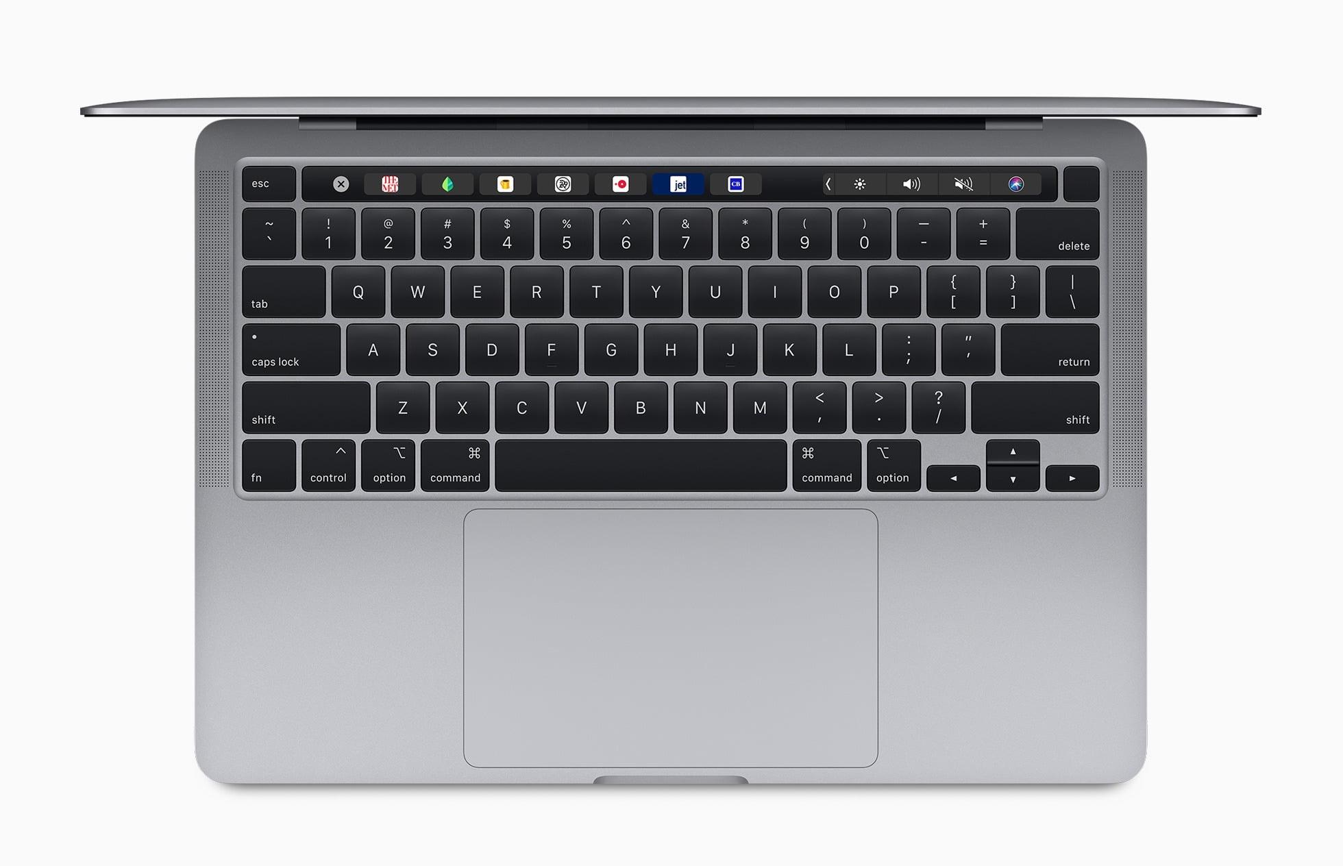 MacBook Pro 2020 Magic Keyboard