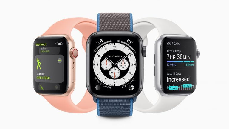 AirPods with Spacial Audio, Apple Watch with Sleep Tracking