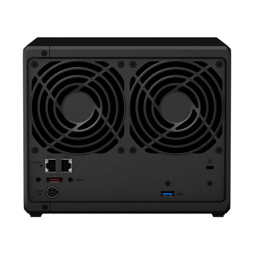 Synology DS920 Ports