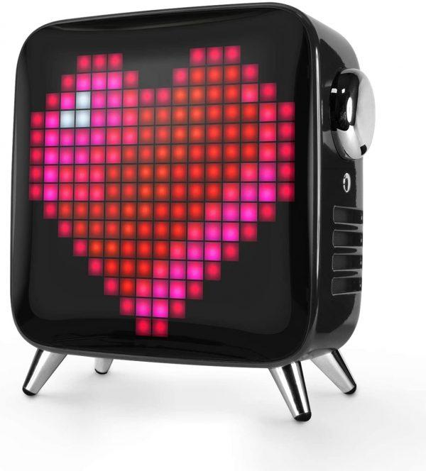 Divoom Tivoo Max Smart Portable Bluetooth LED Speaker