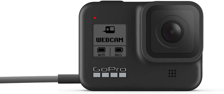 Use GoPro Hero8 Black as a webcam on Mac