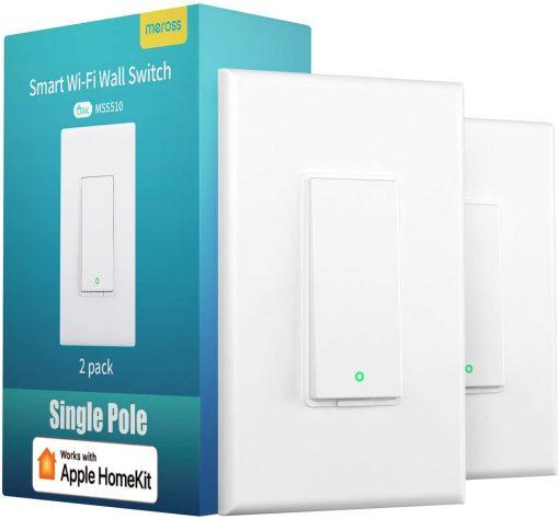 Meross Smart Light Switch HomeKit