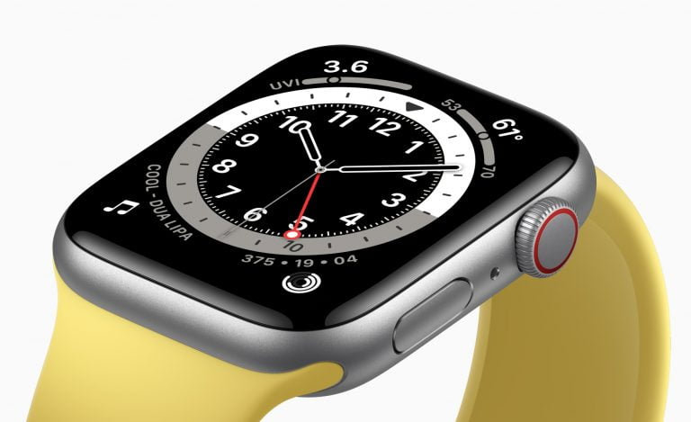Force Touch on Apple Watch does not work anymore