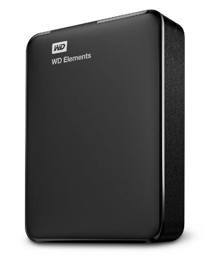 Western Digtital external hard drive for Mac