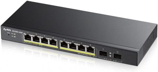Zyxel GS1900 10HP SFP Switch