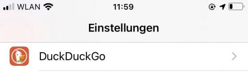 iOS 14 Settings