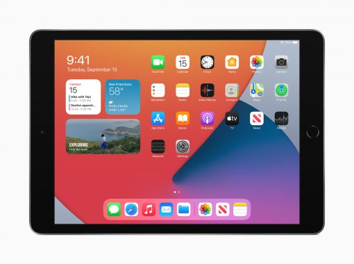 iPad 8th Gen Widgets