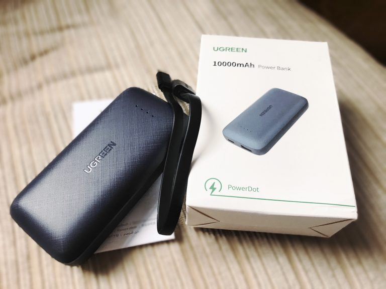 Review: Ugreen USB-C Power Bank with 18 Watts tested