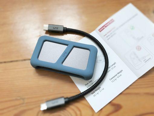 Uni 6 in 1 USB C Hub
