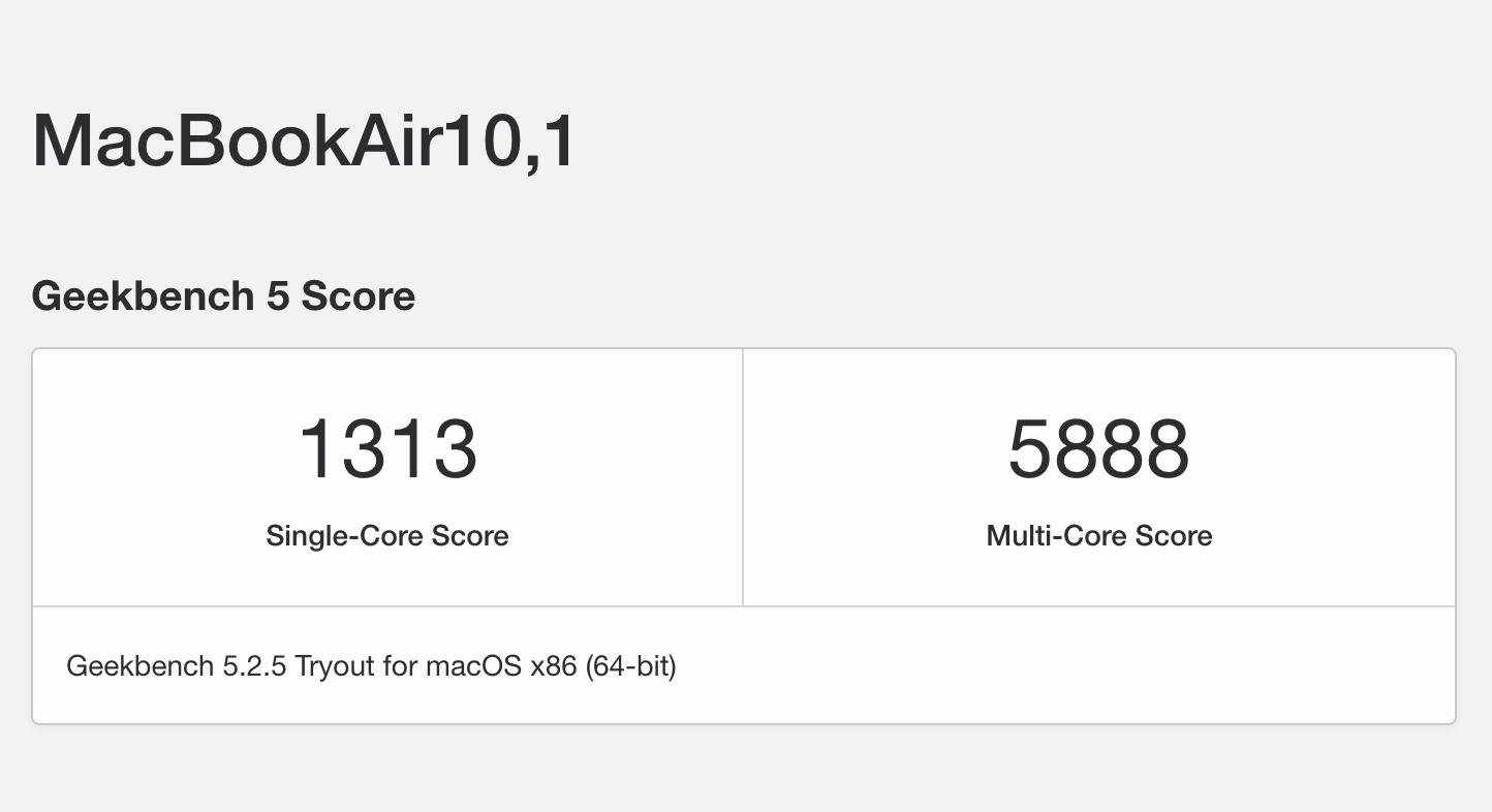 Apple Silicon M1 Rosetta 2