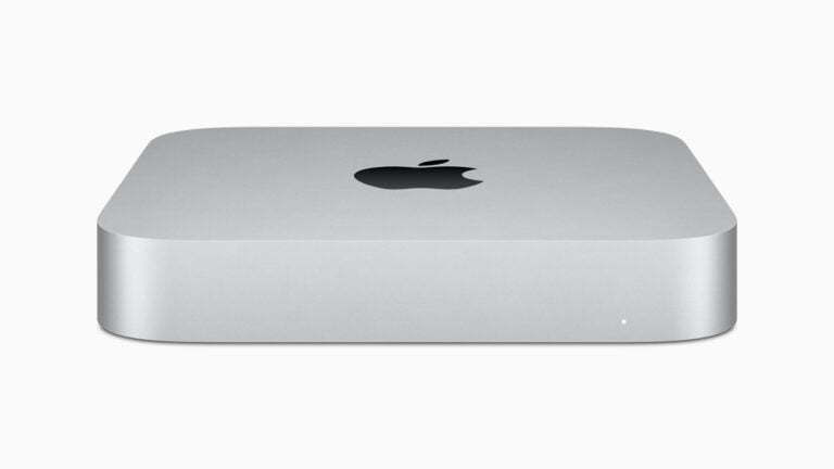 New M1 Mac mini without 10 Gigabit Ethernet