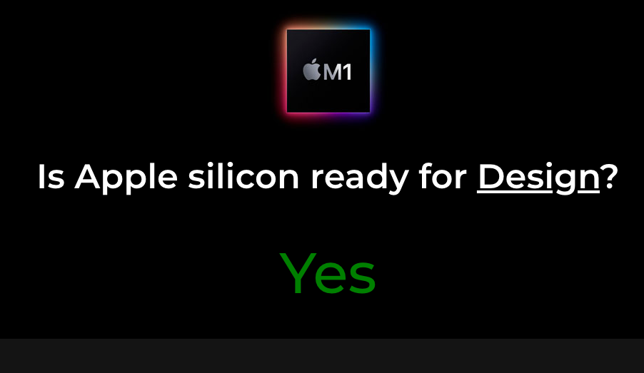 Is Apple Silicon ready