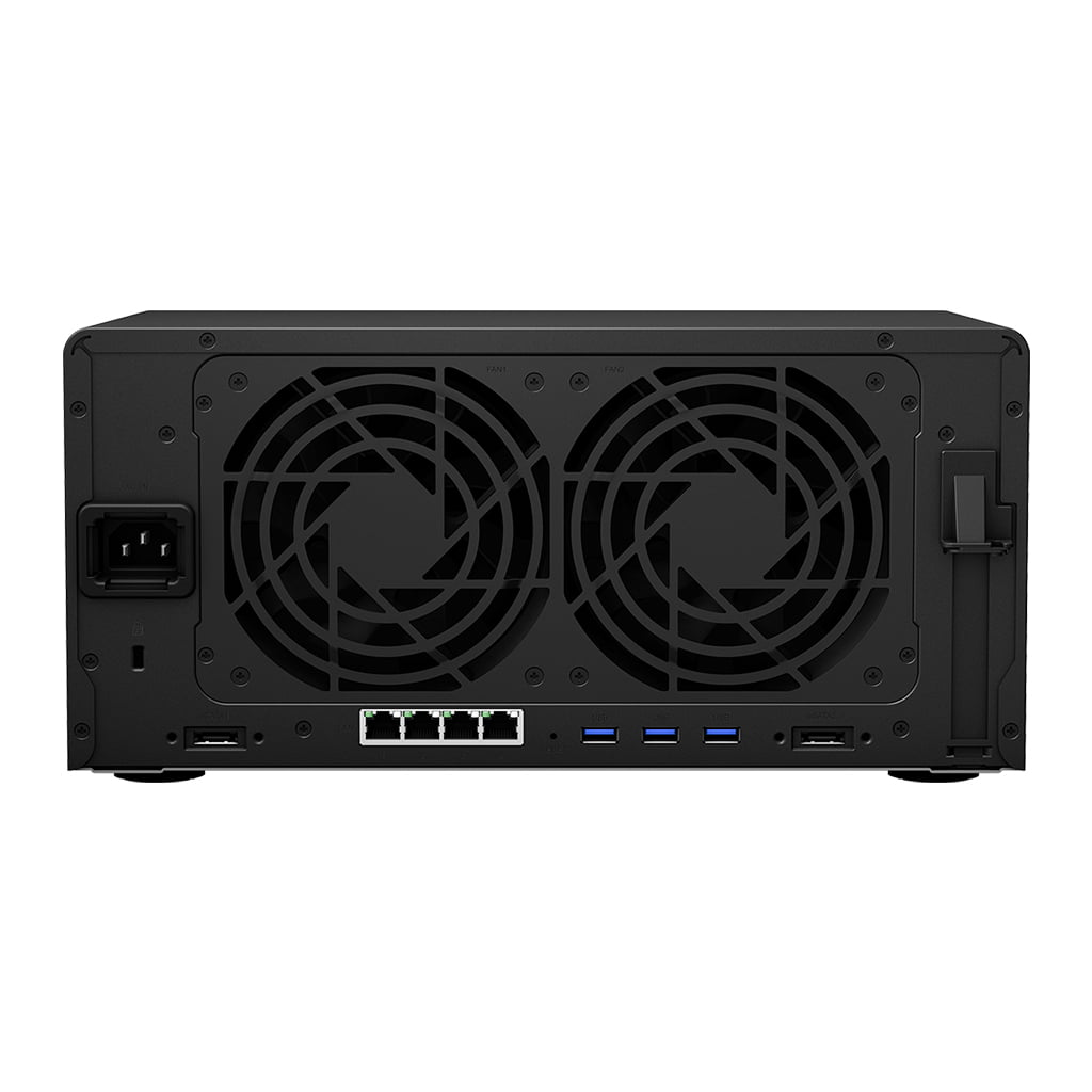 Synology DS1821 Back