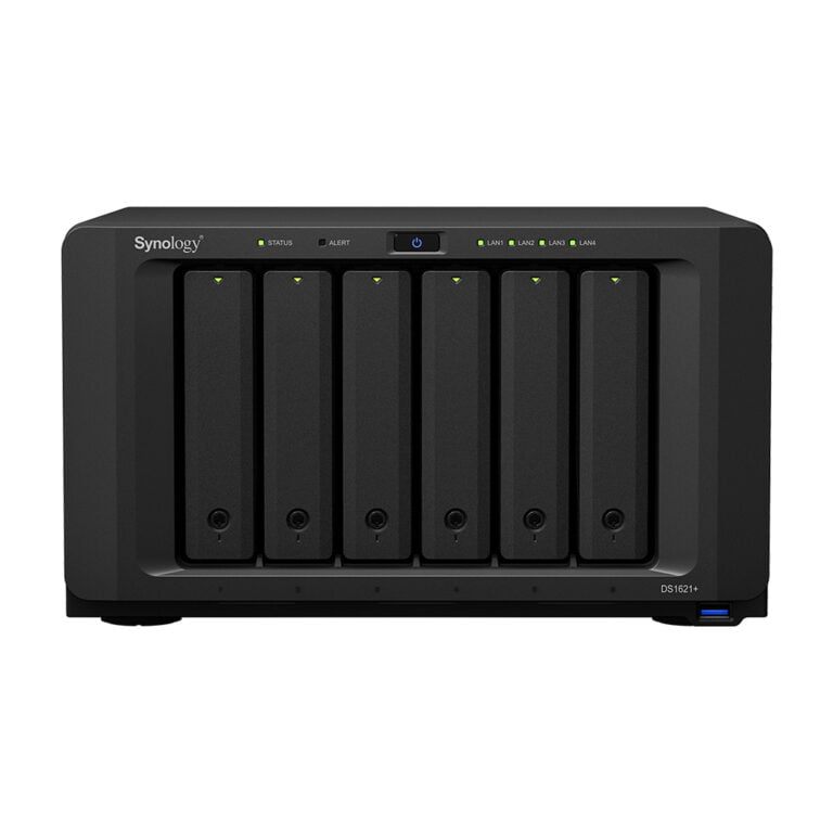 New Synology DiskStation DS1621+ and DS1821+