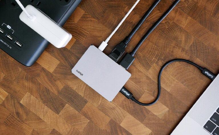CalDigit SOHO Dock with 4K 60 Hz HDMI Port
