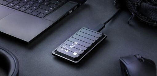 WD Black SSD 4 TB