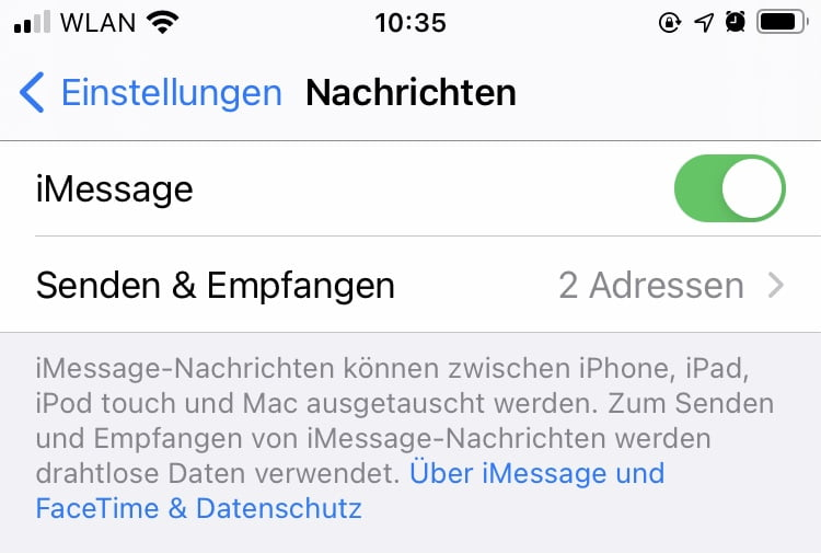 """BlastDoor"" provides security for iMessage texts"