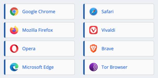 Bitwarden Browser Extensions