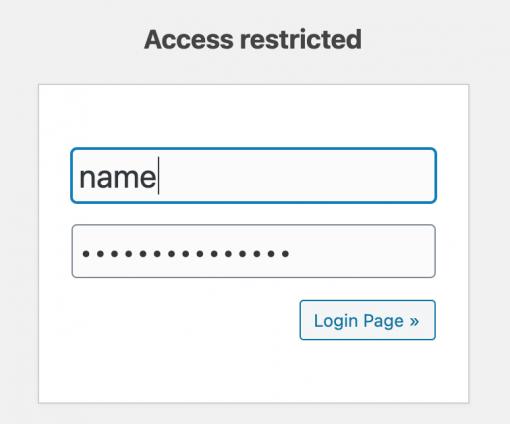 Bitwarden Firewall Login