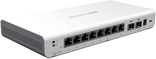 17600 1 netgear 10 port gigabit ethern