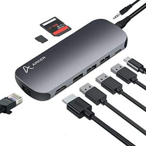 18365 1 usb c hub arker 9 in 1 usb c