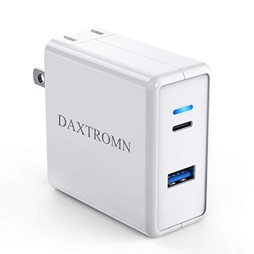 18437 1 usb c charger daxtromn 30w 2