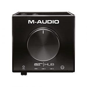 18888 1 m audio airhub usb audio in