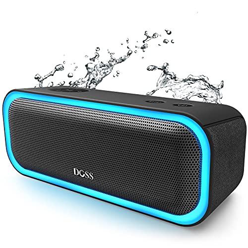 19602 1 bluetooth speakers doss sound